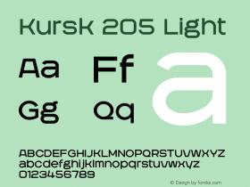 Kursk 205