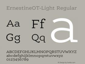 ErnestineOT-Light