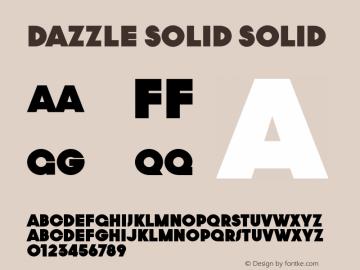 Dazzle Solid
