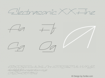 Electrasonic
