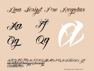 Lina Script Pro