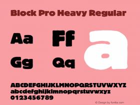 Block Pro Heavy