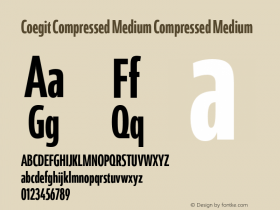Coegit Compressed Medium