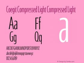 Coegit Compressed Light
