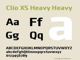 Clio XS Heavy
