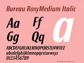 Bureau RoxyMedium