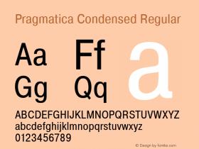 Pragmatica Condensed