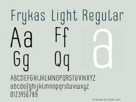 Frykas Light