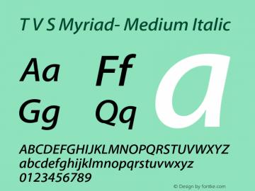T V S Myriad- Medium