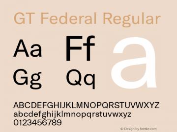GT Federal