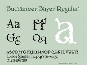 Buccaneer Bayer