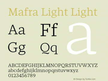 Mafra Light