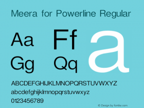 Meera for Powerline
