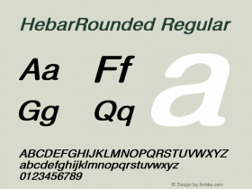 HebarRounded