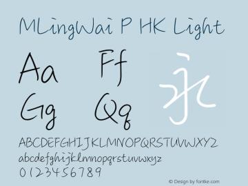 MLingWai P HK