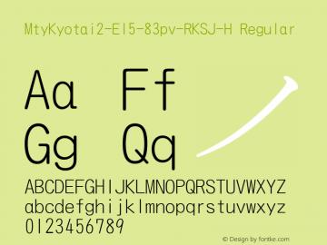 MtyKyotai2-El5-83pv-RKSJ-H