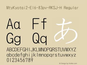 MtyKyotai2-El6-83pv-RKSJ-H