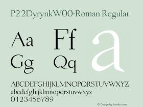 P22Dyrynk-Roman