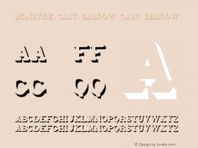 Monstre Cast Shadow