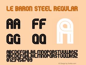 Le Baron Steel