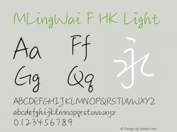 MLingWai F HK