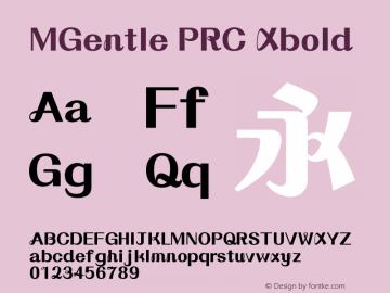 MGentle PRC