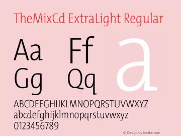 TheMixCd ExtraLight