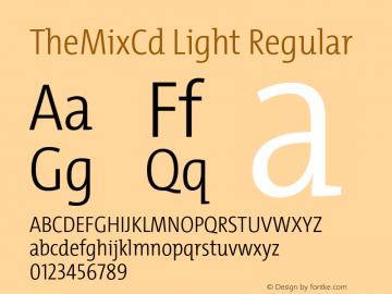 TheMixCd Light