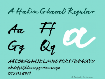 A Hakim Ghazali