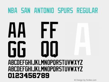 NBA San Antonio Spurs