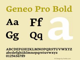 Geneo Pro