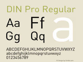 DIN Pro