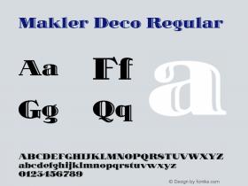 Makler Deco