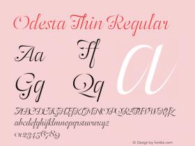 Odesta Thin