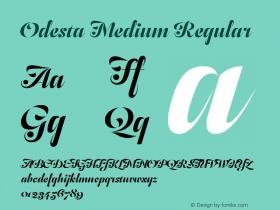 Odesta Medium