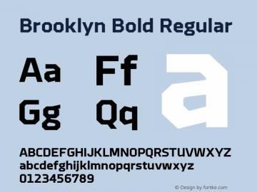 Brooklyn Bold