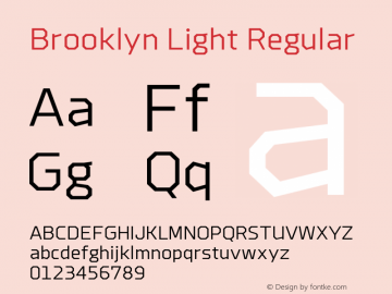 Brooklyn Light