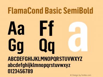 FlamaCond Basic