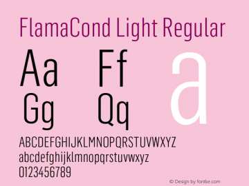 FlamaCond Light