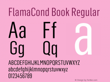 FlamaCond Book