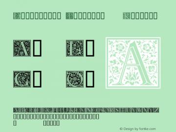 Decorative Initials 1