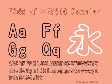 FC袋 イーマ310