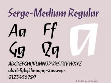 Serge-Medium