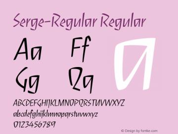Serge-Regular