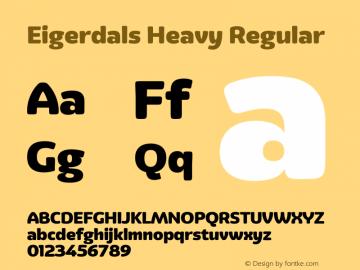 Eigerdals Heavy