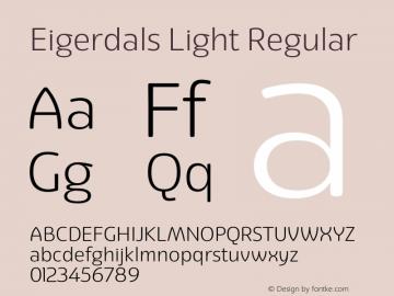 Eigerdals Light