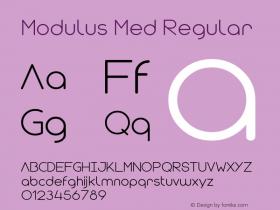 Modulus Med