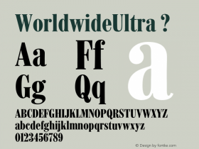 WorldwideUltra