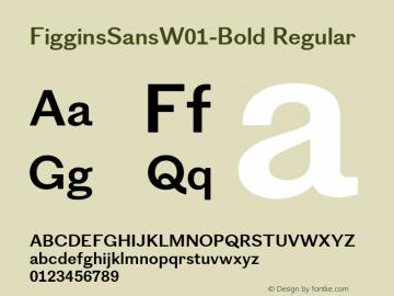 FigginsSans-Bold