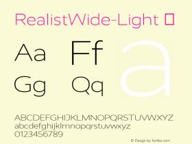 RealistWide-Light